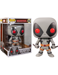 Figura Funko Pop Super Sized Pop Two Sword Gray Deadpool