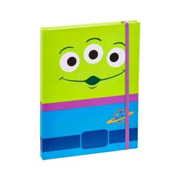 Cuaderno Aliens - Toy Story
