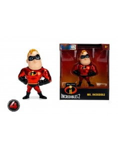 Figura de Metal METALFIGS Mr. Increible - Los Increibles