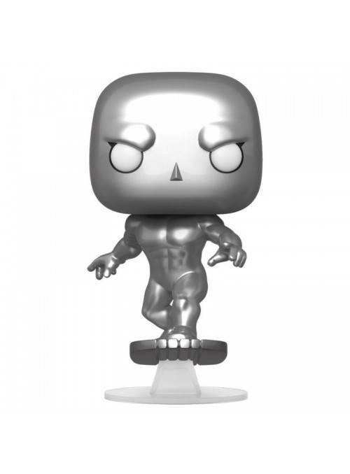 Figura Funko Pop Silver Surfer - Marvel Fantastic Four