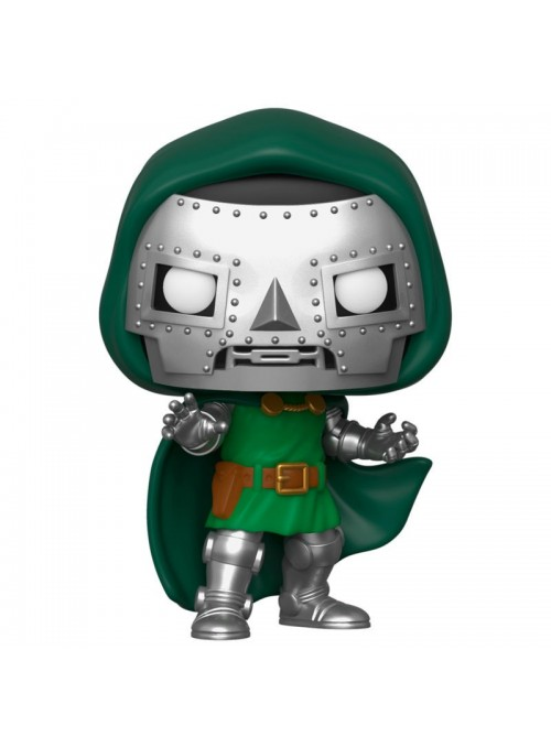 Figura Funko Pop Doctor Doom Cuatro Fantasticos Marvel