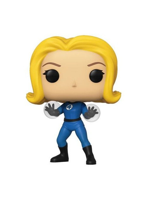Figura Funko POP Invisible Girl - Marvel Fantastic Four