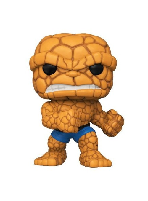 Figura Funko POP The Thing - Marvel Fantastic Four