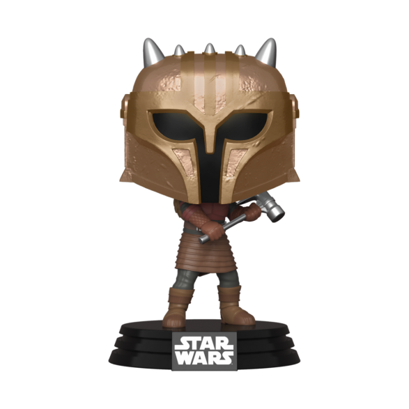 Figura Funko POP The Armor - Star Wars: Mandalorian