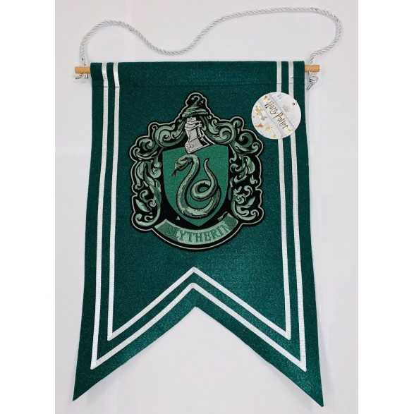 Bandera Slytherin 47 x 31 cm - Harry Potter