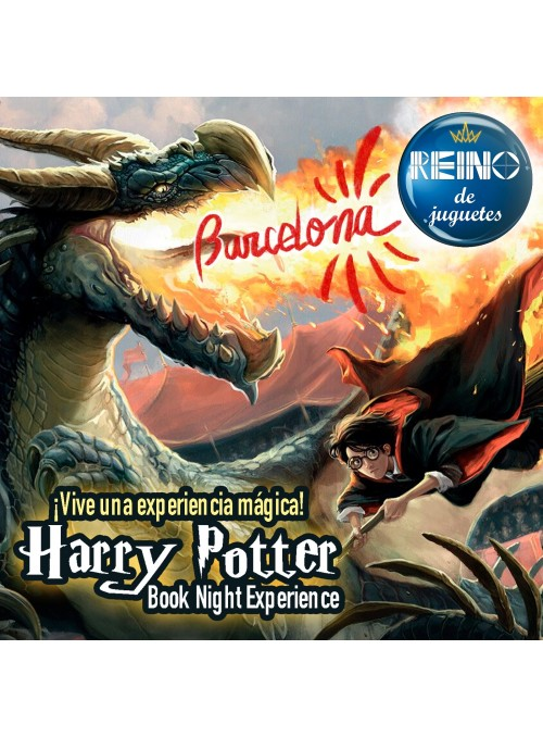 "Entrada ""Harry Potter Book Night Experience"""