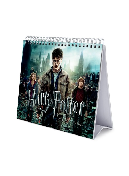CALENDARIO DE ESCRITORIO DELUXE 2020 HARRY POTTER