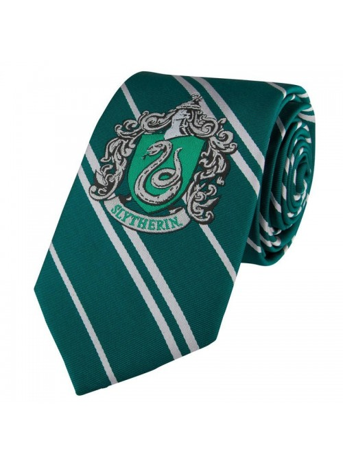 Corbata Slytherin adulto - Harry Potter