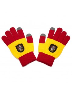 Guantes e-tactiles Gryffindor - Harry Potter
