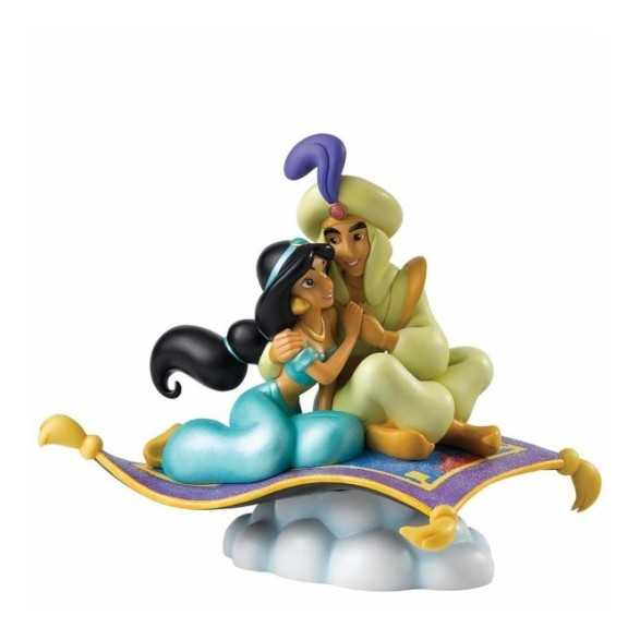FIGURA A WHOLE NEW WORLD ( JASMINE AND ALADDIN)
