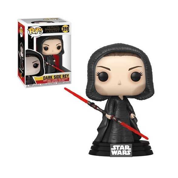 Figura Funko POP Dark Rey Star Wars Rise of Skywalker