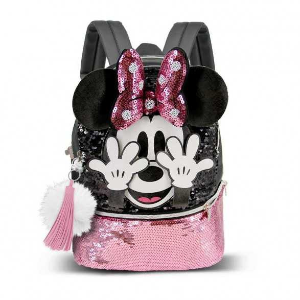 Mochila Minnie Bouquet Shy