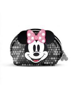 Monedero Oval Shy Minnie