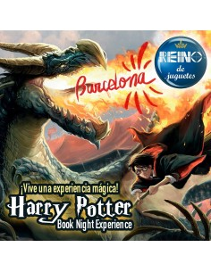 "Viernes 31 Enero: 21:00h ""Harry Potter Book Night Experience MADRID"""