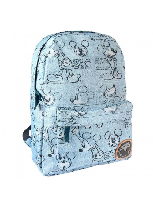 MOCHILA ESCOLAR INSTITUTO MICKEY