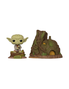 Figura Funko POP Yoda's Hut - Star Wars