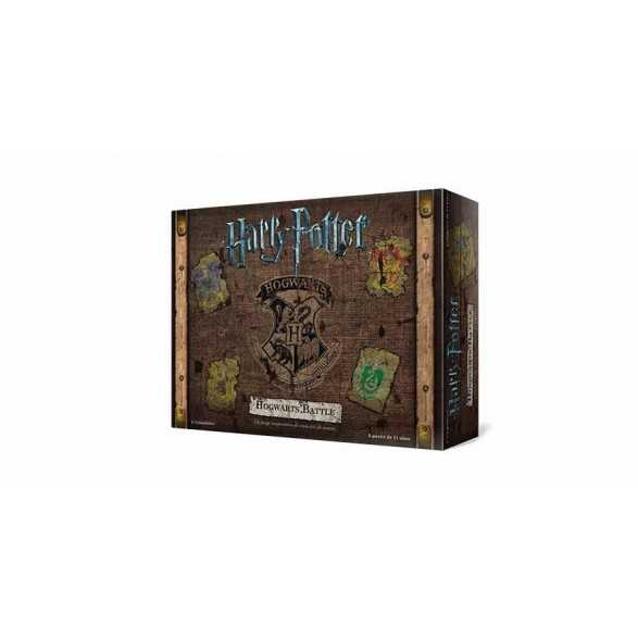 Juego Hogwarts Battle - Harry Potter