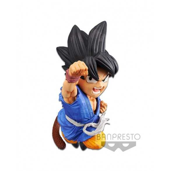 Figura Son Goku - Wrath of the Dragon - Dragonball GT