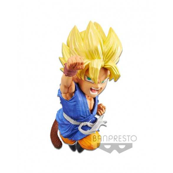 Figura Super Saiyan Son Goku - Wrath of the Dragon - Dragonball GT