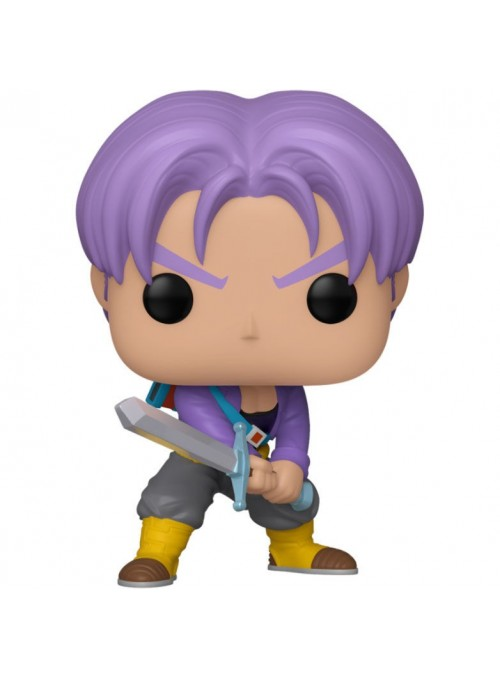 Figura Funko Pop Trunks - Dragon Ball Z