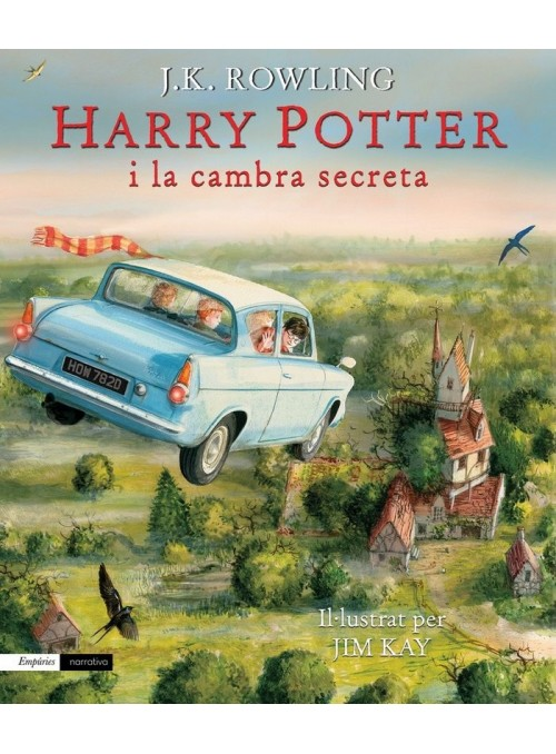 Harry Potter i la Cambra...
