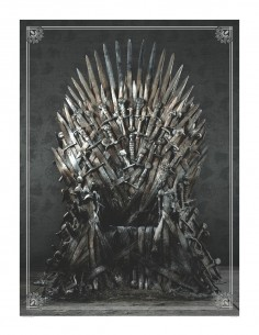 Puzzle Iron Throne - Juego...