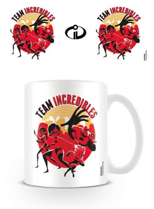 Taza Team Incredibles - Los...