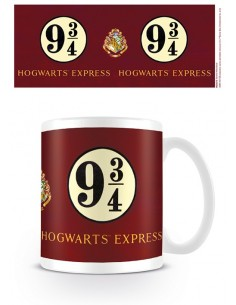 Taza 9 3/4 - Harry Potter