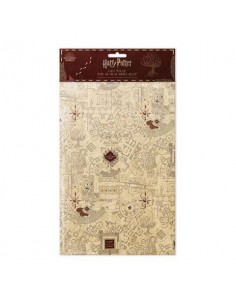 Gift Wrap Marauder's Map -...