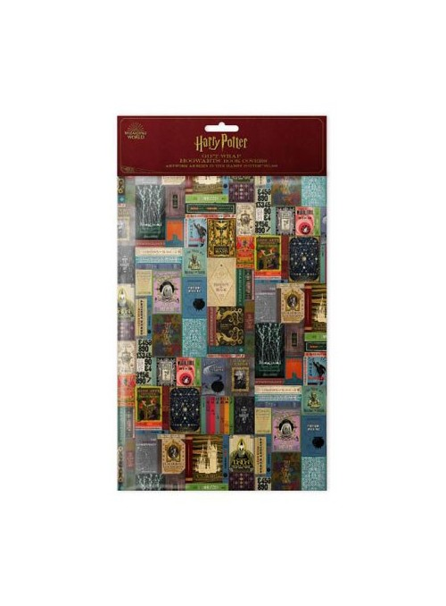 Gift Wrap Book Covers -...