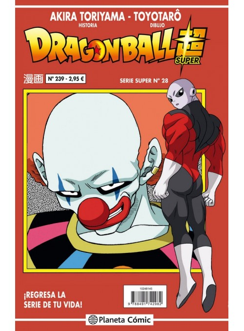 Dragon Ball Serie Roja Nº...