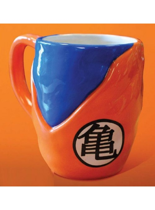 Taza 3D Goku Gi - Dragon Ball
