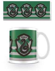 Taza Slytherin Stripe -...