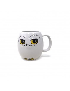 Taza ovalada Hedwig - Harry...