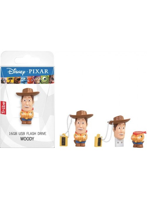 Memoria USB 16 Gb Woody -...