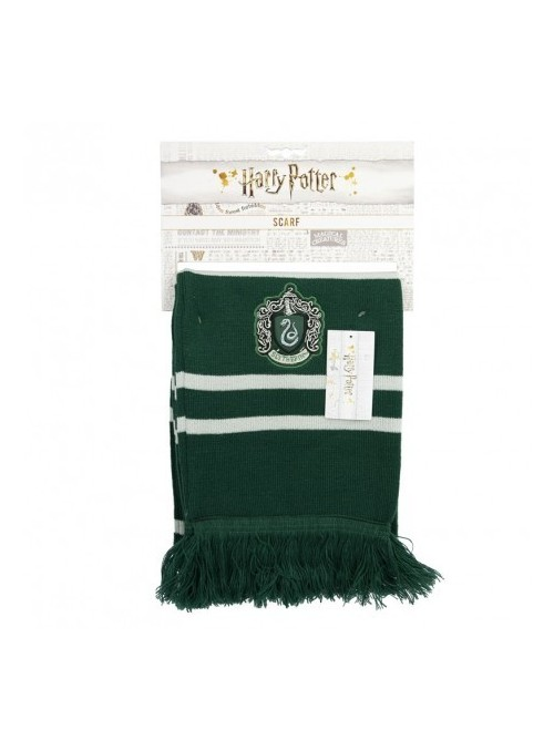 Bufanda Slytherin- Harry...