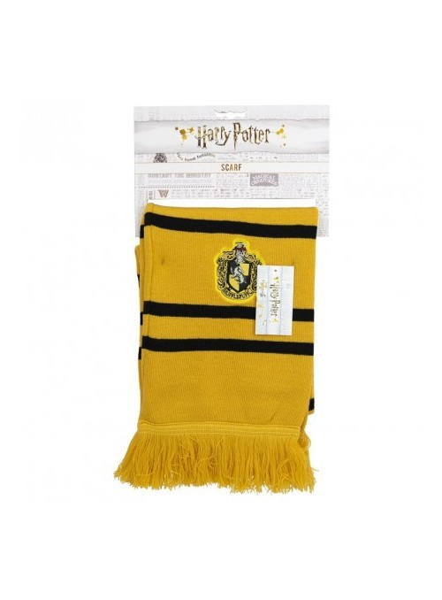 Bufanda Hufflepuff - Harry...