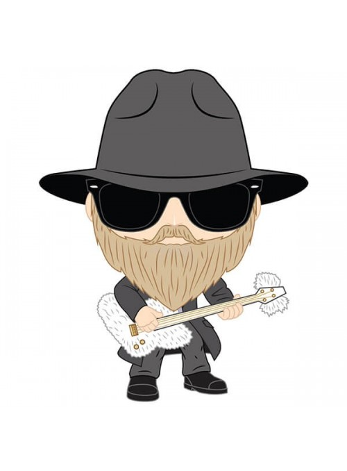Figura Funko POP Dusty Hill...