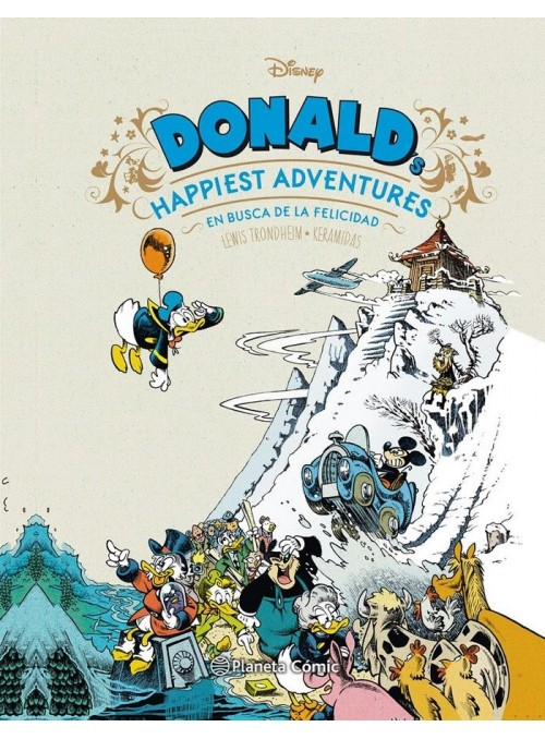 Donald . Happiest...