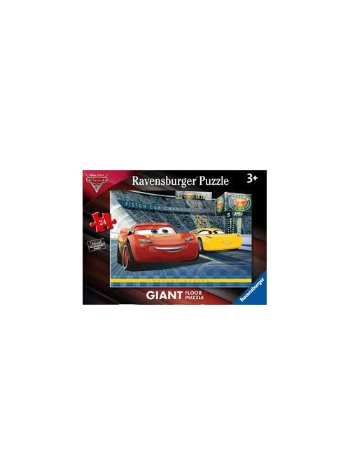 CARS GIANT - Puzzle 24...