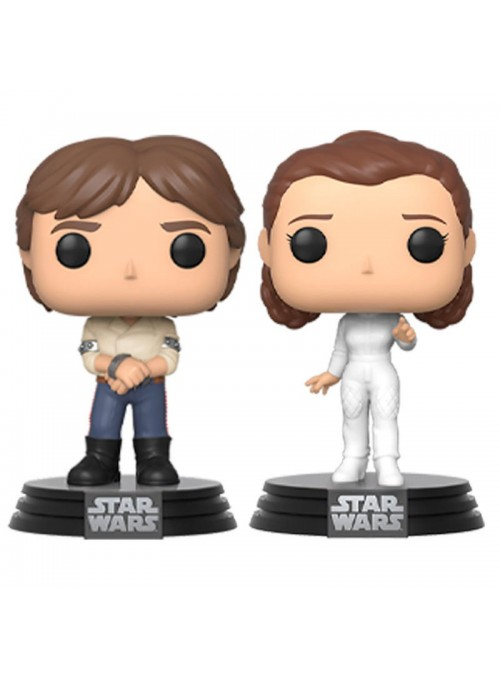 Set Figuras Funkos POP Han...
