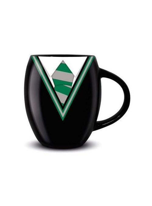 Taza 3D uniforme Slytherin...