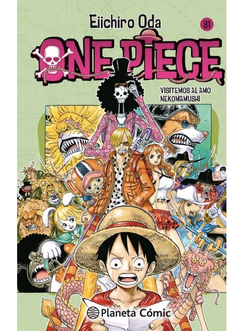 Manga One Piece 81 - One Piece