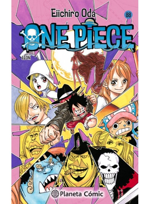 Manga One Piece 88 - One Piece