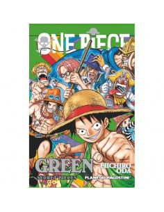 One Piece Guia 4 Green