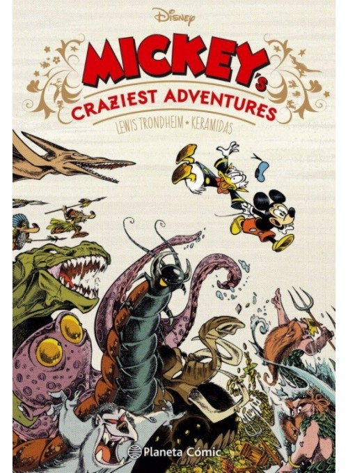 Mickey's Craziest Adventures