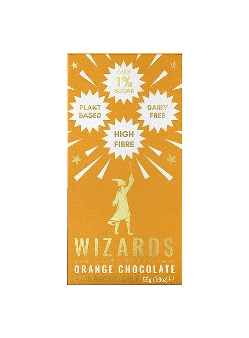 Chocolate Wizards Magic...