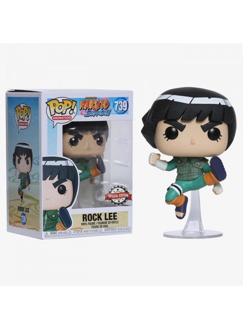 Figura Funko POP Rock Lee -...