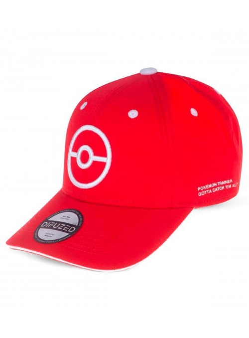 Gorra Pokémon Trainer Tech...